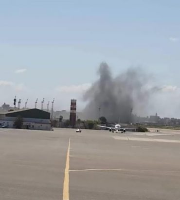 Bombardement à l'aéroport de Tripoli: qu'en est-il de la sécurité aéroportuaire?