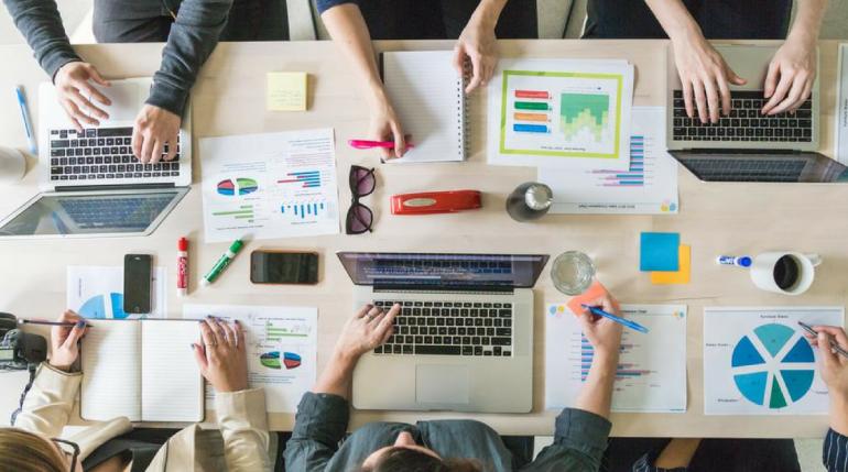 img 1 Entreprise - quels outils collaboratifs favoriser